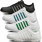Mens Arvee 1.5 Trainers K-Swiss Classic New Leather Lace Up Low Top Premium Shoe