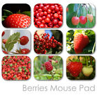 BERRIES CUSTOM MOUSE PAD GARDEN PERSONALIZED PHOTO FAMILY MOUSEPAD  (BM-02)