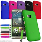 New Thin Hard Cover Case for HTC One M7 M8 M9 X XL
