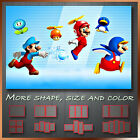 Super Mario Gaming WII Funky Art Box Canvas Reay To Hang More Color & Size !!!