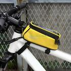 A1ST ROSWHEEL Bike Bicycle Front Top Tube Frame Bag Phone Mount Holder Case New