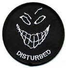 DISTURBED ghost GODSMACK gojira DEATH - official SEW ON PATCH patches logo metal