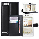 8Colors Wallet Leather Case Cover Pouch For Huawei Ascend P7 Mini #i