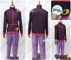 Pokemon Ethan Silver Trainer Old look Cosplay Costume
