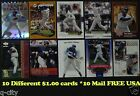 TONY GWYNN _ 10 Different $1.00 Cards _ Choose 1 or More _ 10 Mail FREE in USA