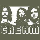 Cream T shirt Eric Clapton Jack Bruce Ginger Baker british rock supergroup!