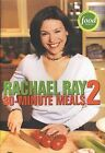 Rachael Ray 30-Minute Meals 2 cookbook Food Network TV Like New