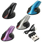 USB Ergonomic Optical Vertical High Speed Wireless Mouse New Design