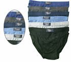 12 X Mens Classic Slips Briefs Pants Underwer Comfortable Lot Sizes S M L XL 5XL