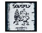 SOULFLY - OFFICIAL SEW ON PATCH patches enslaved omens savages prophecy logo