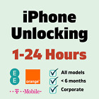 Factory Unlock Service For iPhone 3GS 4 4S 5 5S 5C On Orange EE T-Mobile UK
