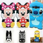 stitch zebra dog Minnie Cellphone silicone case cover f Alcatel One Touch POP C7