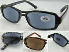 SL215 Superb Quality Reading Sunglasses/+100%UV/Metal Hinges/Super Classic Style