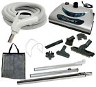 Beam Nutone 35' Central Vacuum Kit with Electric Hose, Power Head & Tools for sale  Surrey