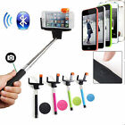 Z07-5 Wireless Selfie Stick Monopod With Bluetooth Shutter for IOS IphoneAndroid