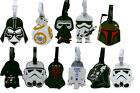 Luggage Labels Tags Star Wars Darth Vader Stormtrooper Boba Fett 9 designs NEW £3.75 GBP