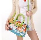 TOTTYBLU 2015 new Italy Portofino town pattern colorful handbag croos body bag