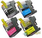 LC223 Black/Cyan/Magenta/Yellow Non-OEM Ink Cartridge for Brother DCP and MFC
