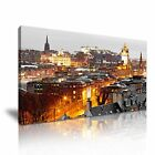 EDINBURGH Skyline Scotland Canvas Framed Print 5 ~ More Size
