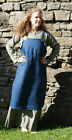 Viking-Re enactment-Hangerock Complete Dress Set with Brass Celtic ClaspBrooches