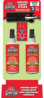 Grout-Aide 2 oz with Pump Action Fiber Nib and Wheel Applicator, 2 Pack
