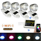 2.4G Milight Wifi Dimmable 7W RGBW RGB Warm White/RGB Cool White LED Track Light