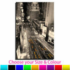 New York Taxi Single Canvas Wall Art Picture Print 25