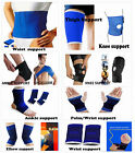 Neoprene Patella Elastic Brace Knee Palm Wrist Calf Thigh Ankle Elbow Support