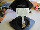 060 ladys stainless and gold SKAGEN 136sgs watch NIB