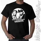 T-SHIRT TERENCE HILL BUD SPENCER CONTINUAVANO A CHIAMRLO TRINITA' FILM WESTERN