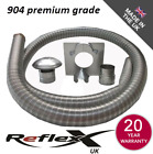 "904 Flexible Flue Chimney Liner Installation Kit Multifuel Stoves 5"" 6"" 7"" 8"