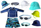 Внешний вид - CLEARANCE!!~CUTE Baby/Infant Toddler Boys Swim Shorts~Rashguard~Sun Hat~Sunglass