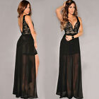 2015 Summer Sexy Womens Clubwear Long Pub Evening Prom Gown Cocktail Party Dress