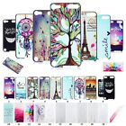 Fashion design painted skid Back Hard Case Cover For iPod Touch 5 5th Gen