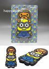 * A BATHING APE Men's 【BABY MILO X MINIONS】 CANDIES MINIONS iphone Case New