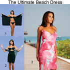 Saress CARNIVAL Beachdress Coverup Swimwear Bikini Wrap Sarong Dress