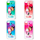 DESPICABLE ME AGNES FLUFFY UNICORN PHONE CASE FOR iPHONE 4 5 6 iPOD 4th 5th FP
