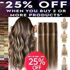 "1 piece clip in hair extensions straight wavy curly Synthetic 28"" 24"" 18"" inch"