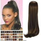 LADIES SECRETS HAIRAISERS CORAL HAIR EXTENSIONS WOMENS PONYTAIL ALL COLORS