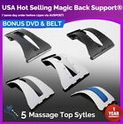 MAGIC BACK SUPPORT STRETCHER EXTENDER POSTURE MASSAGER CHIRO LUMBAR Pain RELIEF