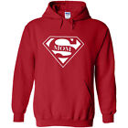Mother's day SUPER MOM for  BIRTHDAY EVENTS ANY OCCASION Hoodie