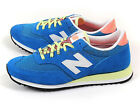 New Balance CW620CBI B Blue & Lime & Coral Lifestyle Retro Casual Running NB