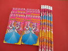 PRINCESS  Notebooks & Pencils  Girls Party bag fillers pick your amount