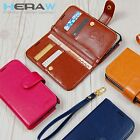 Galaxy S6 Phone Diary Case Purse HERA WALLET LEATHER Samsung Card Holder G920