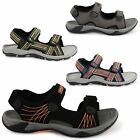 MENS VELCRO WALKING SPORTS HIKING SUMMER BEACH MULES SANDALS BOYS GOLA SHOES