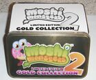 moshi monsters gold tin
