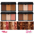 Sleek Makeup Face Form Contouring and Blush Palette ultimate face definition kit