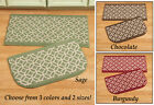 Collections Etc Wedding Ring Memory Foam Accent Rug