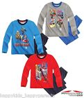 Boys SUPER MARIO Mario Kart CHARACTER PYJAMA SET Top & Bottoms LONG SLEEVED PJs
