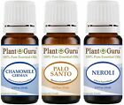 RARE Essential Oils 10 ml - 100% Pure & Natural Therapeutic Grade Oil UNCUT